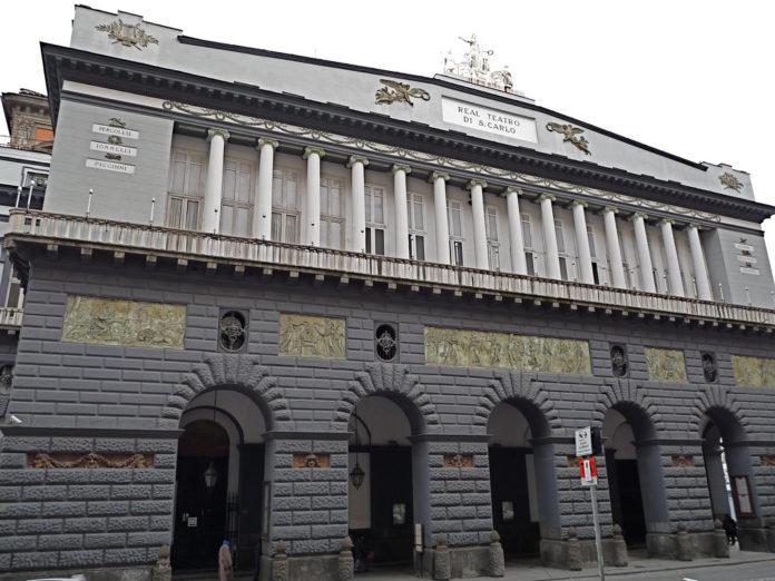 Il Teatro San Carlo continua la sua programmazione online e lancia 'stageathome'