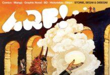 ARF!2019: Il festival del fumetto di Roma in programma il 25 e 26 maggio