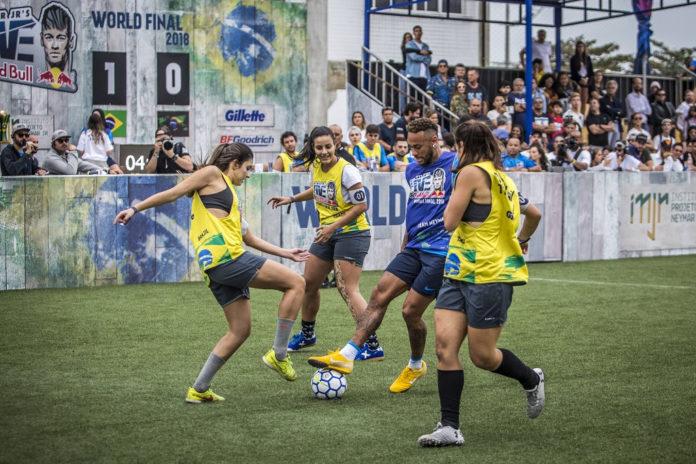 Calcio a 5: Red Bull Neymar Jr's Five sabato 18 maggio la tappa di Napoli