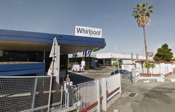 Whirlpool, sciopero generale dell'industria a Napoli il 31 ottobre