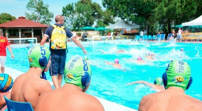 Al via la quinta edizione dello Yellow Ball Waterpolo International Event