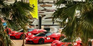 Ferrari Cavalcade, 100 bolidi del marchio più famoso in giro per la Campania