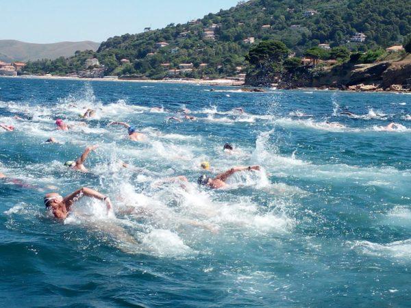 Nuoto di Fondo a Castellabate: Trionfano Pasquale Giordano e Aurora Ponselè
