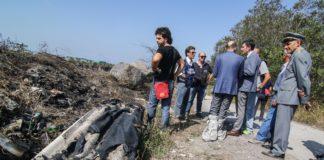 Boscoreale, sequestrate due discariche abusive di rifiuti speciali