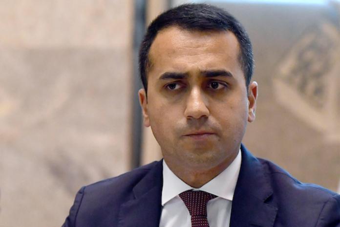 Di Maio si dimette da leader politico del Movimento 5 stelle