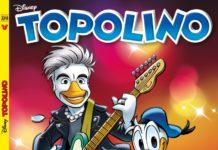 Ligabue nei fumetti di Topolino. Il rocker diventa Liga Duck e canta a Paperopoli