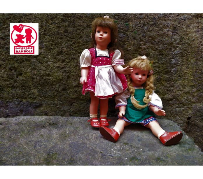 All'Ospedale delle Bambole di Napoli l'evento