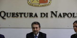 Si insedia il nuovo questore di Napoli, Alessandro Giuliano