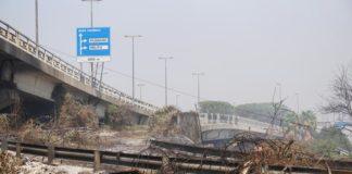 Scampia: i cittadini attendono la bonifica del campo Rom