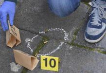 """Camorra, nuova """"stesa"""" a Napoli: ritrovati 28 bossoli alle Case Nuove"""