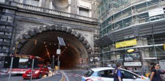 Comune di Napoli: Dispositivi di traffico zona Pigna-Soccavo e chiusura Galleria Vittoria
