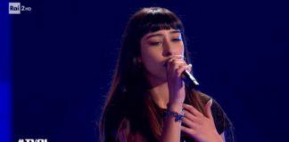 The Voice of Italy: la salernitana Carmen Pierri è tra i finalisti