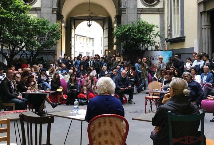 """A Palazzo Fondi la presentazione della stagione 2019-2020 di """"Casa del Contemporaneo"""