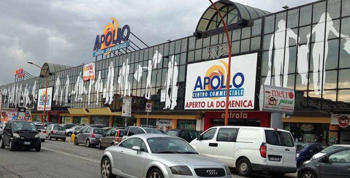 Casapulla, furto notturno alla gioielleria del centro Apollo: colpo da 50mila euro