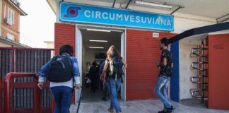 Circumvesuviana, una nuova domenica di passione per i viaggiatori