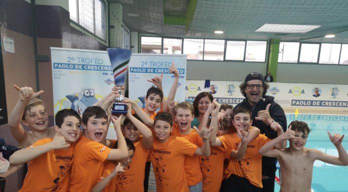 2° Trofeo Paolo De Crescenzo: vince il Posillipo per il secondo anno consecutivo