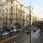 Comune di Napoli: nuovo dispositivo di traffico in Corso Umberto