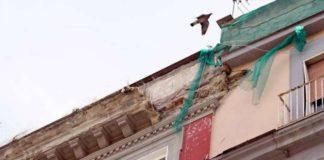 Via Duomo, commerciante ucciso da calcinacci: partono lavori di messa in sicurezza