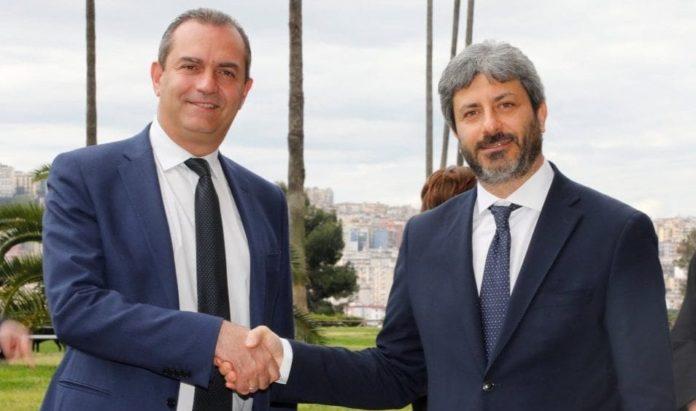 """Roberto Fico gela il sindaco de Magistris: """"Nostri rapporti solo istituzionali"""""""