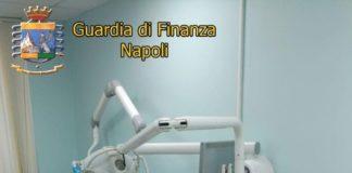 Centro Direzionale, Guardia di Finanza scopre falso dentista: denunciato