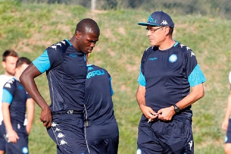 Calciomercato Napoli, la Juventus vuole regalare Koulibaly a Sarri