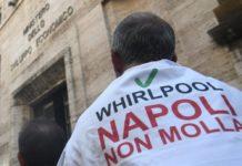 Whirlpool: una Notte Bianca per lo stabilimento di via Argine