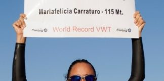 Universiade: l'apneista Mariafelicia Carraturo interpreterà la Sirena Partenope