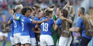 Calcio femminile, Cina battuta 2-0: la fantastica Italia ai quarti dei Mondiali!