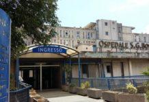 Tornano le formiche all'ospedale San Giovanni Bosco di Napoli