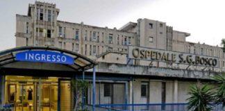 Ospedale San Giovanni Bosco, mancano chirurghi: chiamata la Polizia