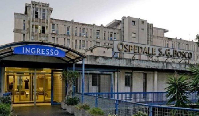 Aggressione all'ospedale San Giovanni Bosco: pugni in faccia a infermiera