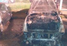Benevento, è allarme roghi auto: fiamme in più zone della città sannita