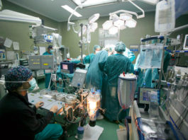 Trapianto record a Natale per una donna di 65 anni colpita da Epatite fulminante