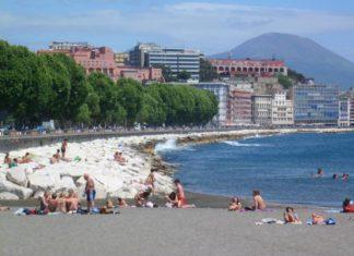 Napoli, Rotonda Diaz: è stata riconsegnata ai cittadini l'intera spiaggia