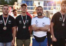 """Boxers Improta: tre ori al """"Gladiator 3"""" di Santi Cosma e Damiano"""
