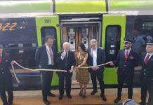 Trasporti, consegnati due nuovi treni Jazz in Campania per i pendolari