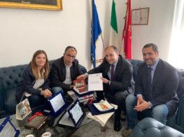"""Caserta: Il questore firma la Carta di Napoli: """"Ora un patto con i giornalisti"""""""