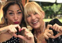 Uomini e Donne, Ida Platano: Dedica all'amica Gemma Galgani