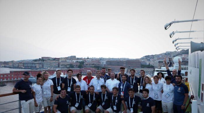 Universiade, gli azzurri del Rugby salutano e ringraziano Napoli 2019