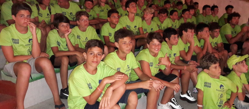 "Yellow Ball 2019: ""doppietta"" Acquachiara nell'Under 11 e Under 15"