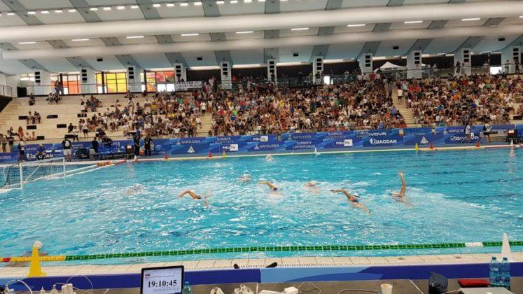 Universiade, finale di pallanuoto maschile: E' oro per l'Italia