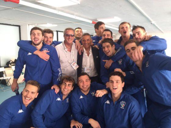 Universiade: Oro per Campopiano, Esposito e Del Basso della Canottieri Napoli