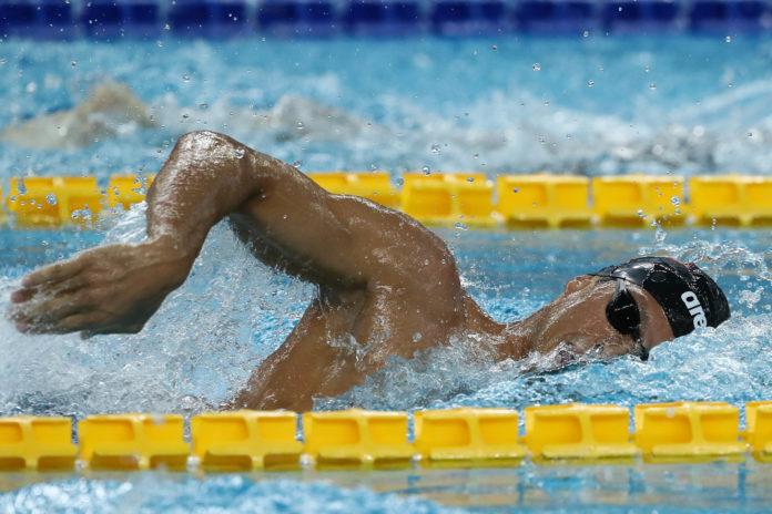 Nuoto: Gli atleti del Circolo Canottieri Napoli alla finale Nazionale Assoluta