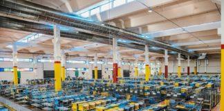 Amazon apre ad Arzano il primo stabilimento nel Sud Italia