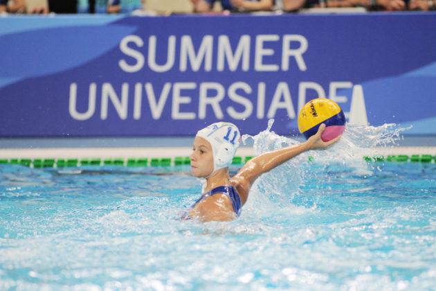 Universiade Napoli 2019: Setterosa in finale. Battuto il Giappone 15 a 7