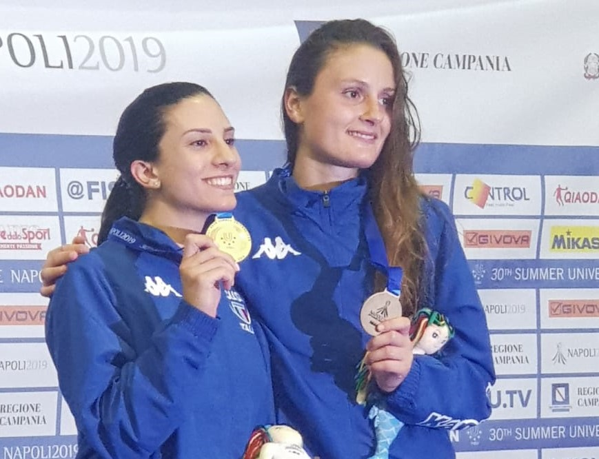 Univesiade, risultati: Dal PalaVesuvio di Ponticelli arriva la prima medaglia per la ginnastica femminile