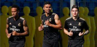 Calciomercato Napoli, Zidane non convoca James: nuovo assist