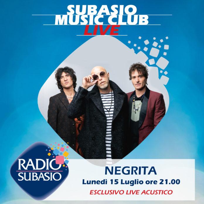 I Negrita a Radio Subasio: viaggio rock a
