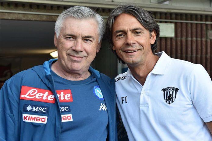 Calcio Napoli, prima amichevole con moltissimi giovani. Vince il Benevento 2-1