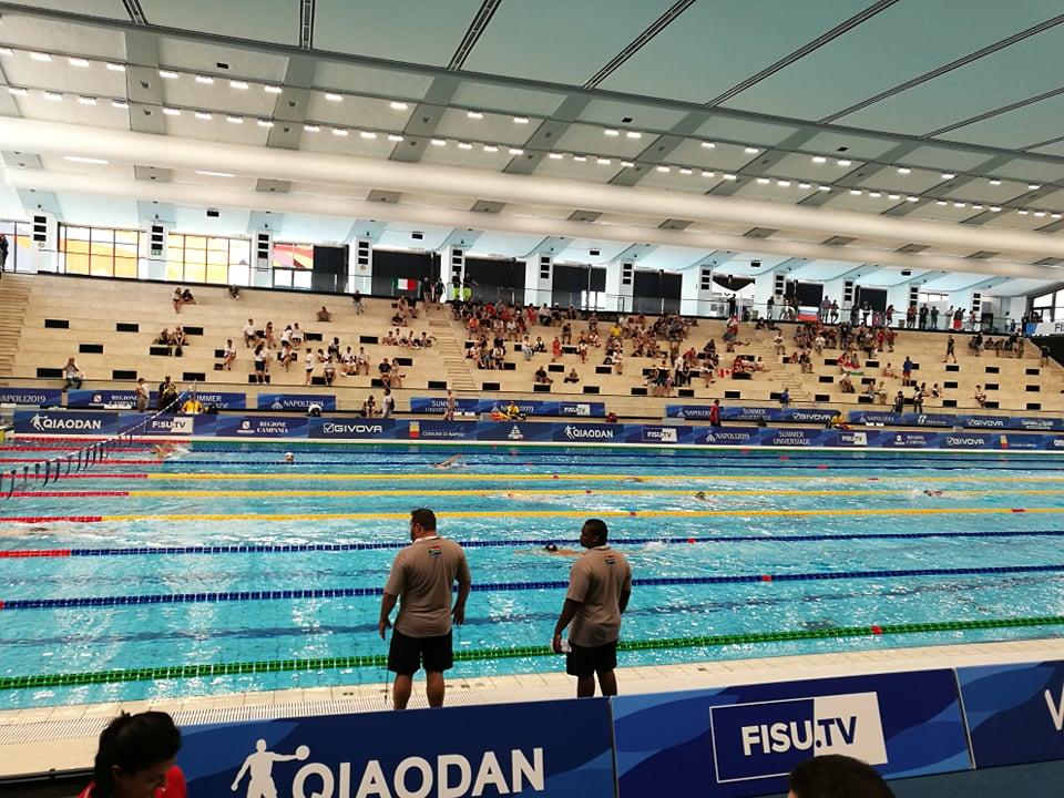 Universiade: I risultati delle gare di oggi 6 luglio. Nuoto |Tuffi |Scherma |Tiro a Volo